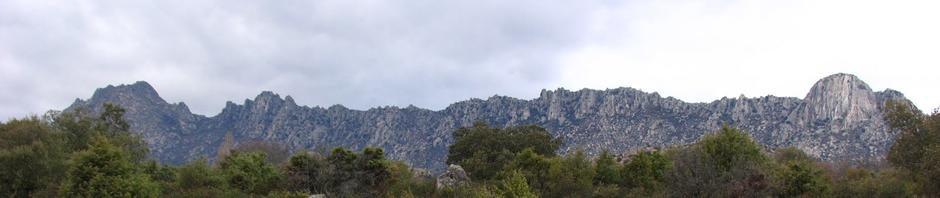 Toma la Sierra Norte de Madrid